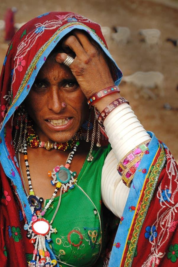 banjara ind kobiety zdjęcie stock