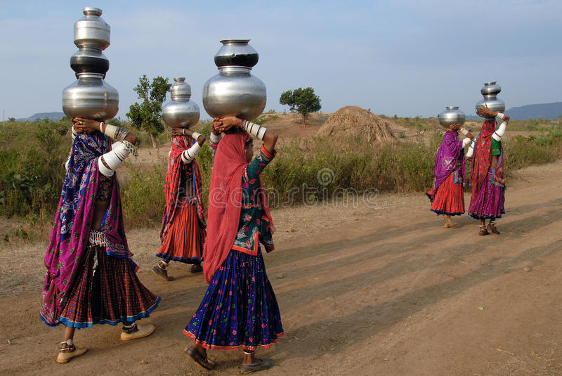Download Banjara Tribes in India editorial photo. Image of indian - 18138516