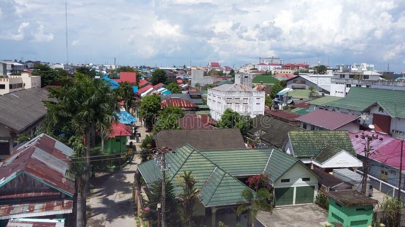 Banjarmasin Sudut στοκ εικόνα