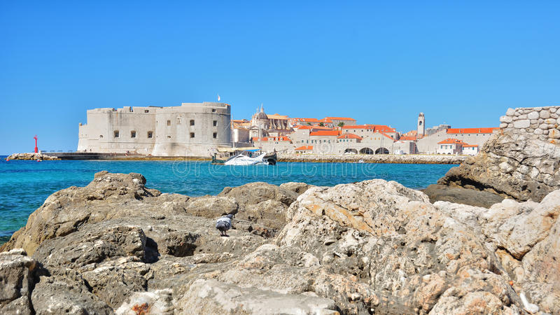 Download Banje Beach - Dubrovnik Croatia Editorial Image - Image: 83700615