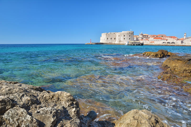 Download Banje Beach - Dubrovnik Croatia Stock Image - Image of holiday, croatia: 83700637