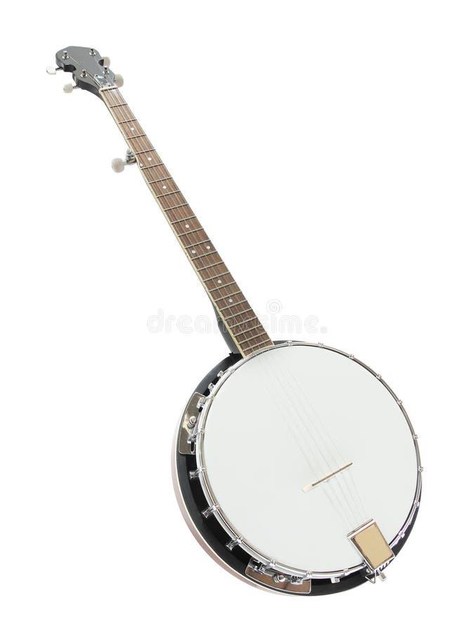 Banjo fotografía de archivo libre de regalías