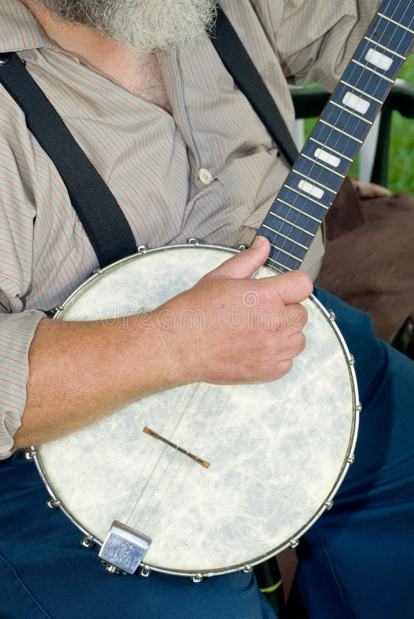 Download Banjo Stock Photo - Image: 6273380