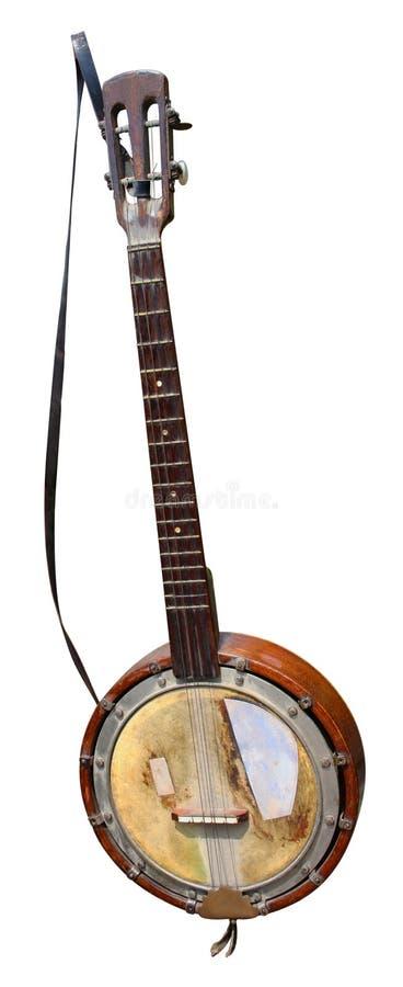 Banjo lizenzfreie stockfotos
