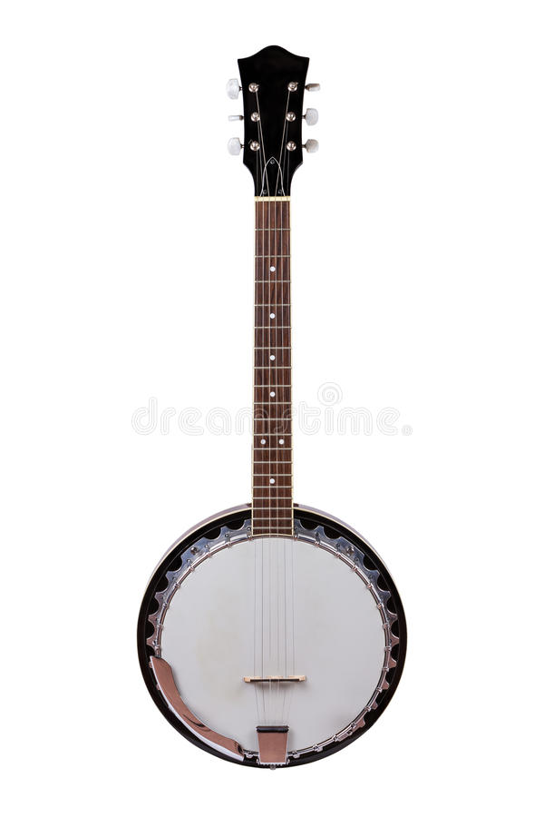 Download Banjo stock image. Image of instrument, musical, folk - 39492989