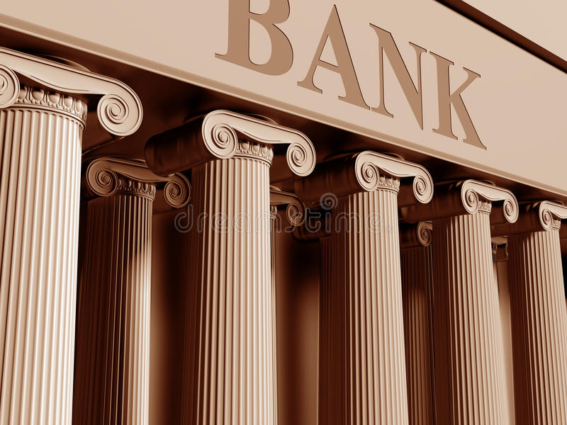 Download Bank Royalty Free Stock Photos - Image: 20665748