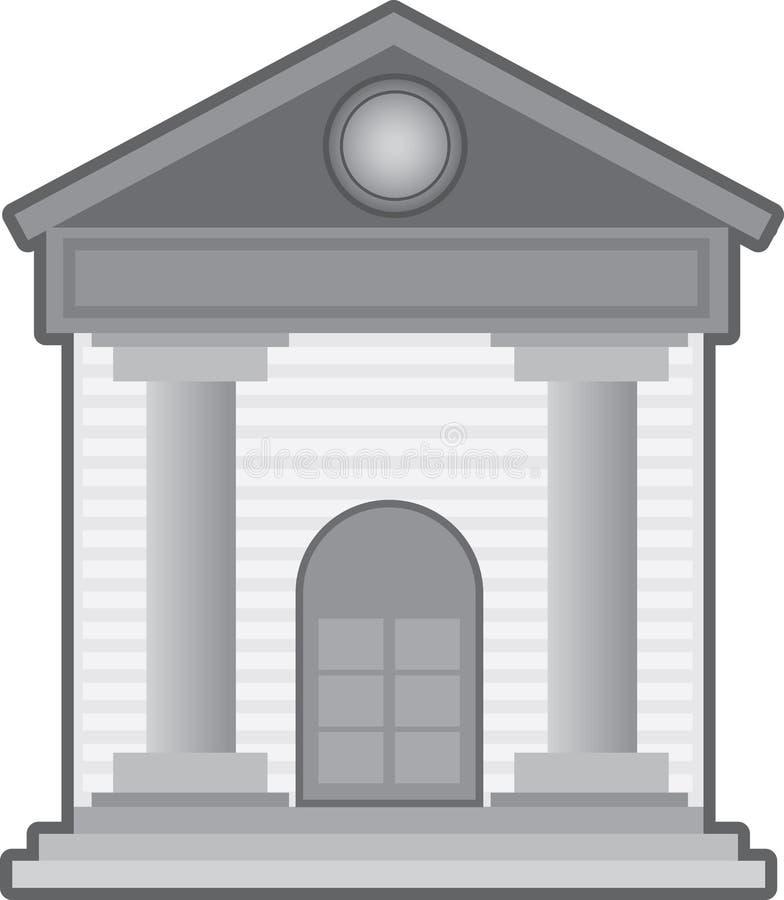 Download Bank ilustracja wektor. Ilustracja złożonej z skrytka - 28974333