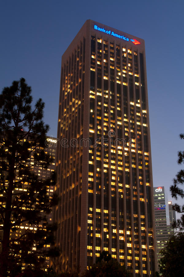Download Bank Of America, Citibank, And KPMG Buildings Editorial Photography - Image: 21693567