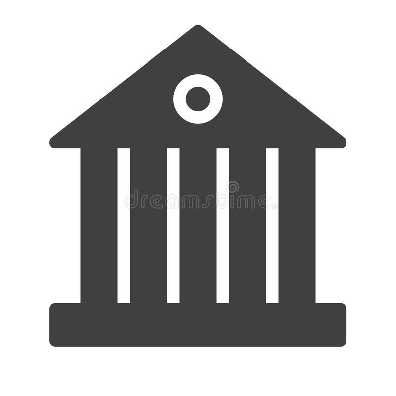 bank building icon vector stock vector illustration of flat 99668756 rh dreamstime com victor banks vector bank cfo