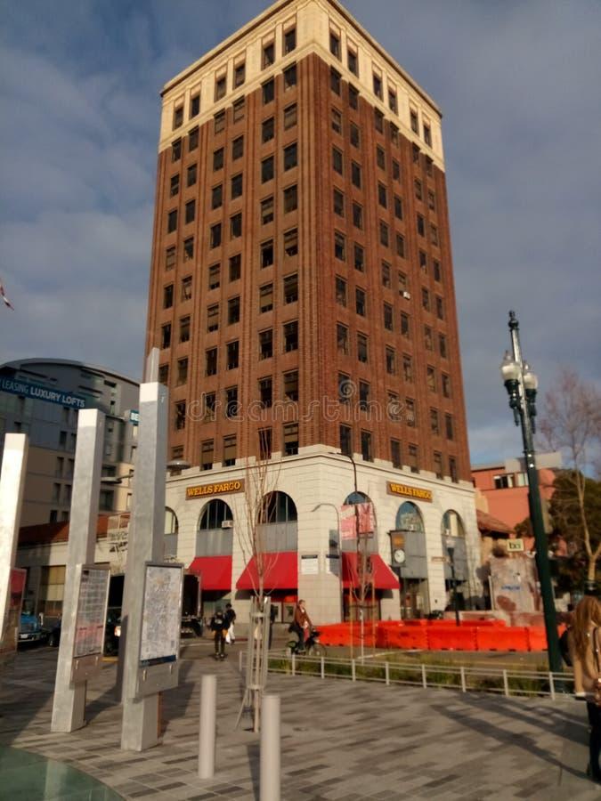 Bank in California royalty free stock photos