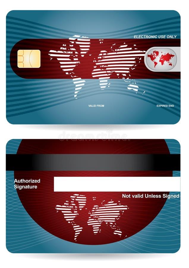 Bank Card Royalty Free Stock Image