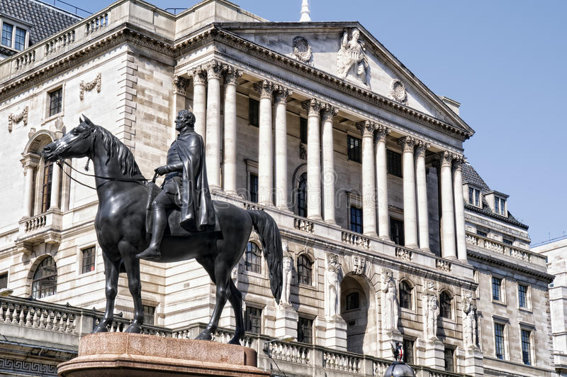 bank England zdjęcia royalty free
