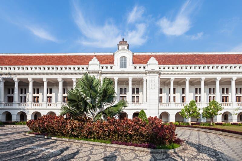 Bank Indonesia Museum stock photos