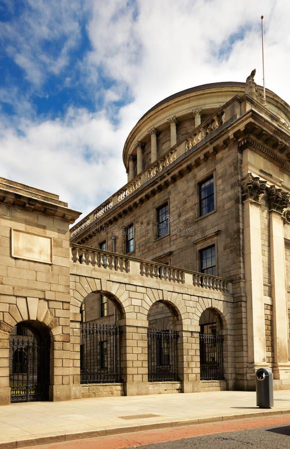 bank Ireland fotografia royalty free