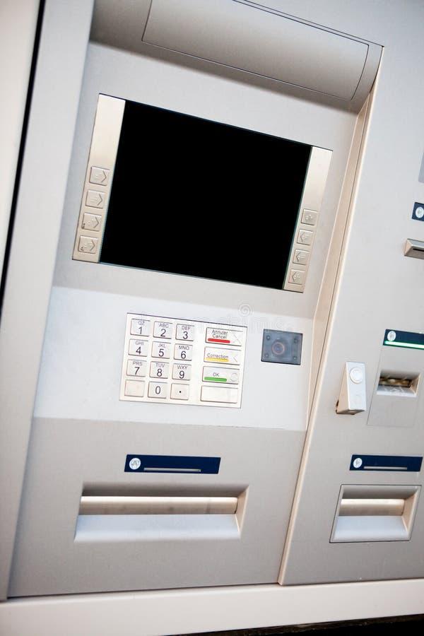 Bank Machine royalty free stock photography