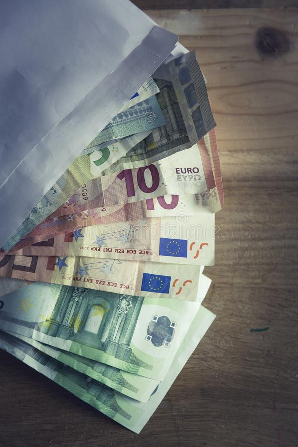 Bank, Notes, Bills royalty free stock image