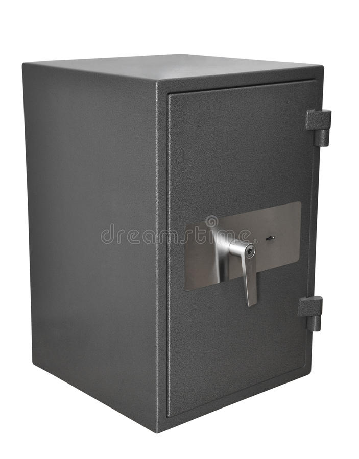 Download Bank safe stock photo. Image of safety, chrome, gray - 25272180