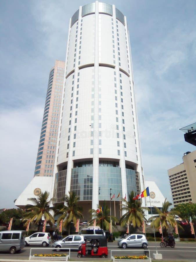 Bank van Ceylon stock foto's