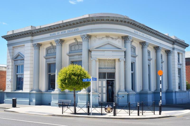 Bank van Nieuw Zeeland (BNZ) royalty-vrije stock afbeeldingen