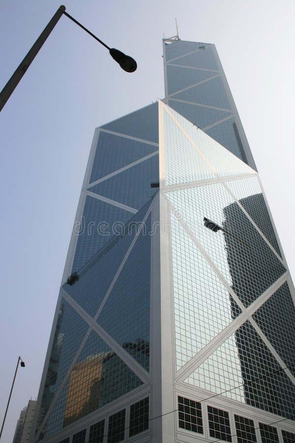 Bank von China-Kontrollturm stockbilder