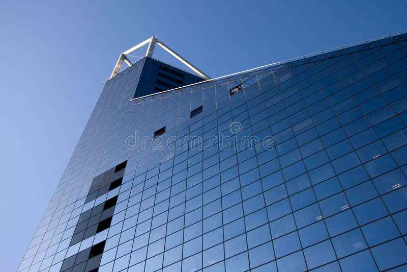 banka budynek obrazy stock