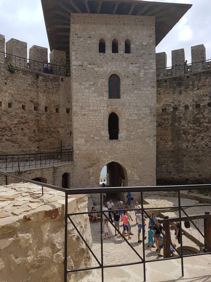 banka Dniester Europe forteczny Moldova rzeki soroca obrazy royalty free