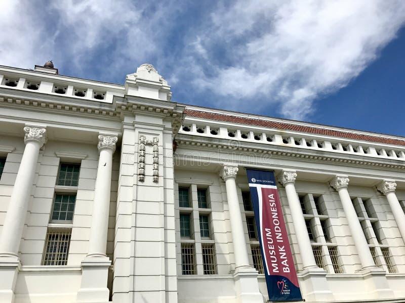 Banka muzeum fotografia stock