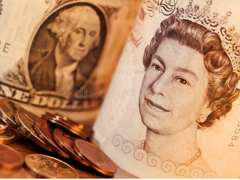 Bankbiljet stock afbeelding