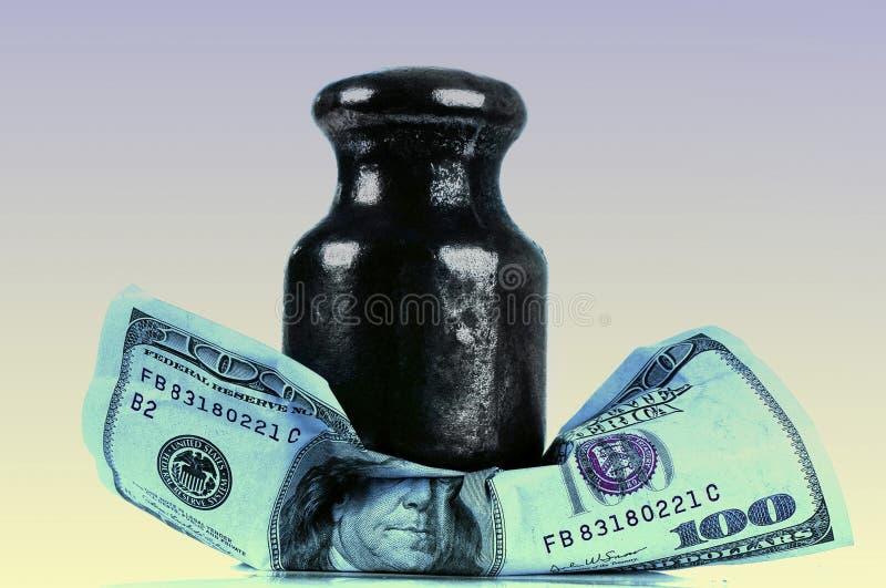Bankbiljet royalty-vrije stock fotografie