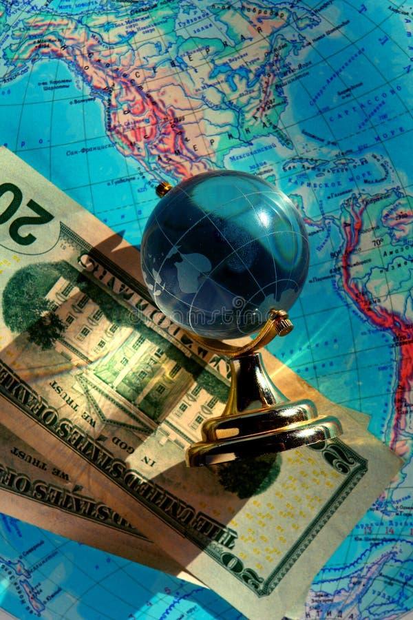 Bankbiljet stock fotografie