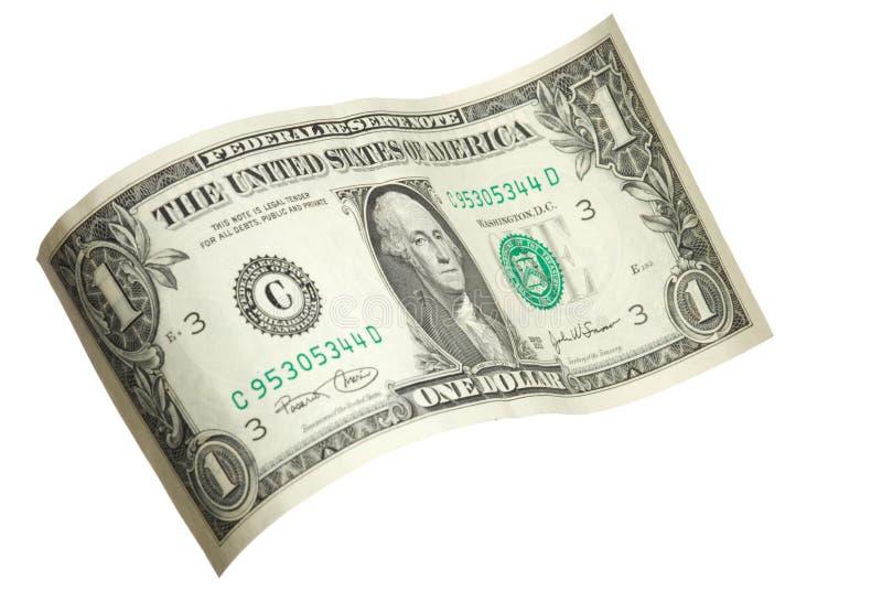 Bankbiljet royalty-vrije stock afbeeldingen