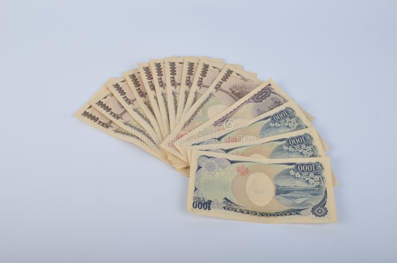 bankbiljet van de dollar van Japan stock fotografie