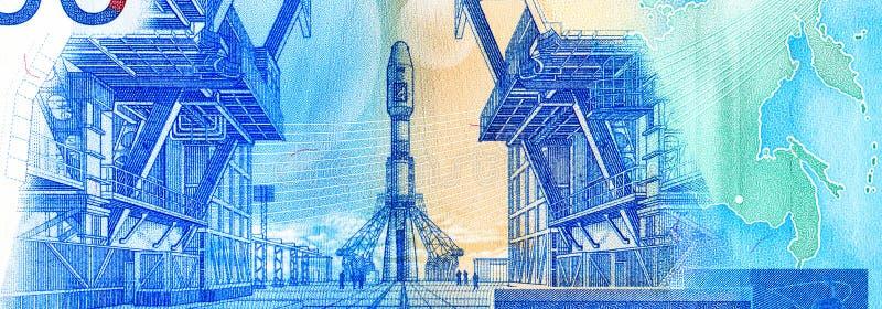 Bankbiljet van twee duizend Russische roebelsclose-up stock foto's
