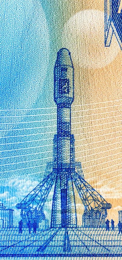 Bankbiljet van twee duizend Russische roebelsclose-up royalty-vrije stock foto