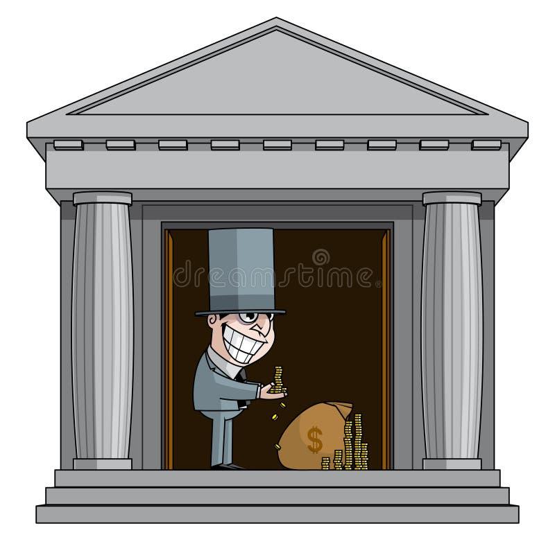bankcarden vektor illustrationer