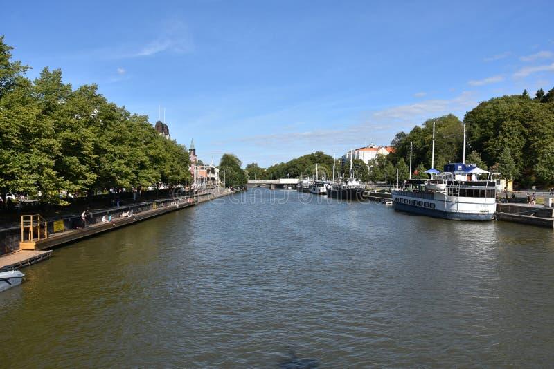 Turku Aurajoki