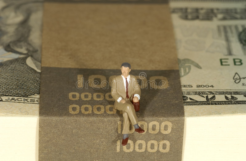 Banker stock photography