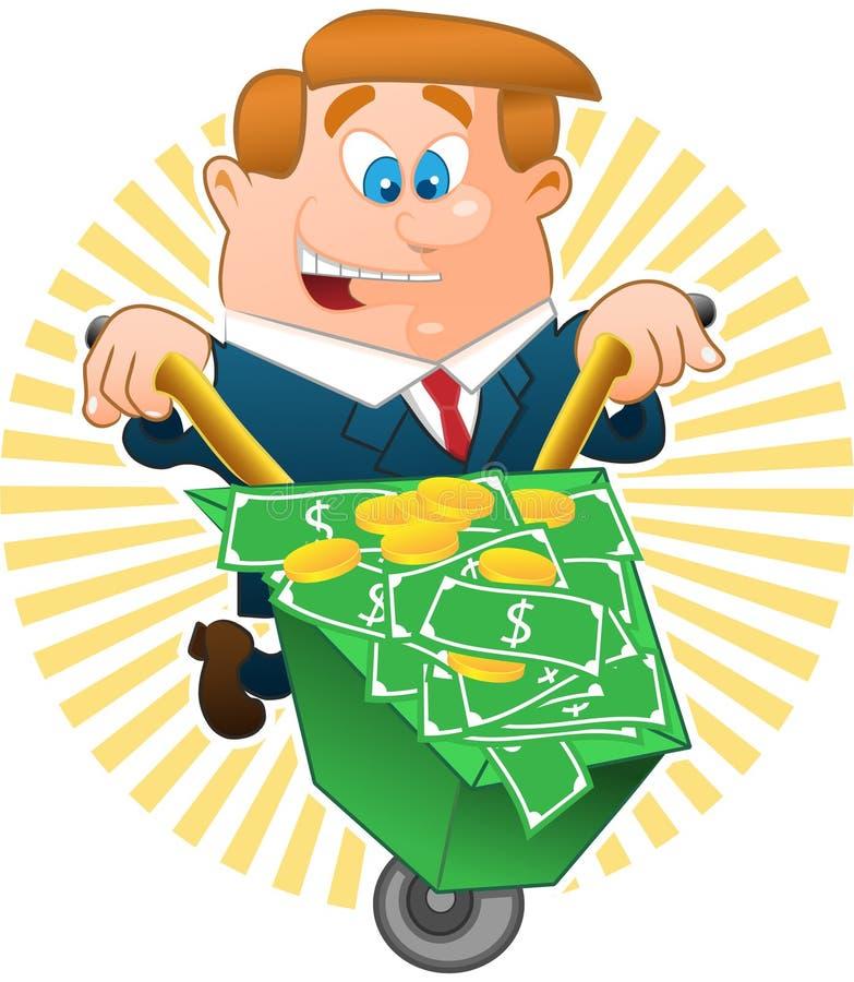 Banker royalty free stock image