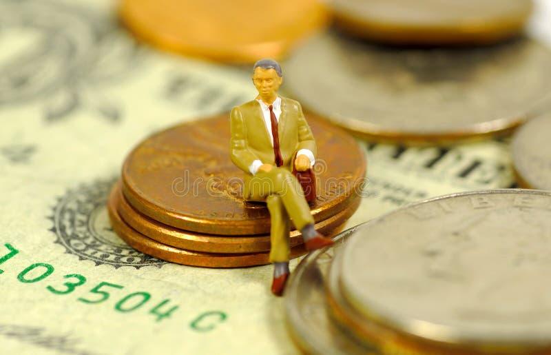 bankier. obrazy stock