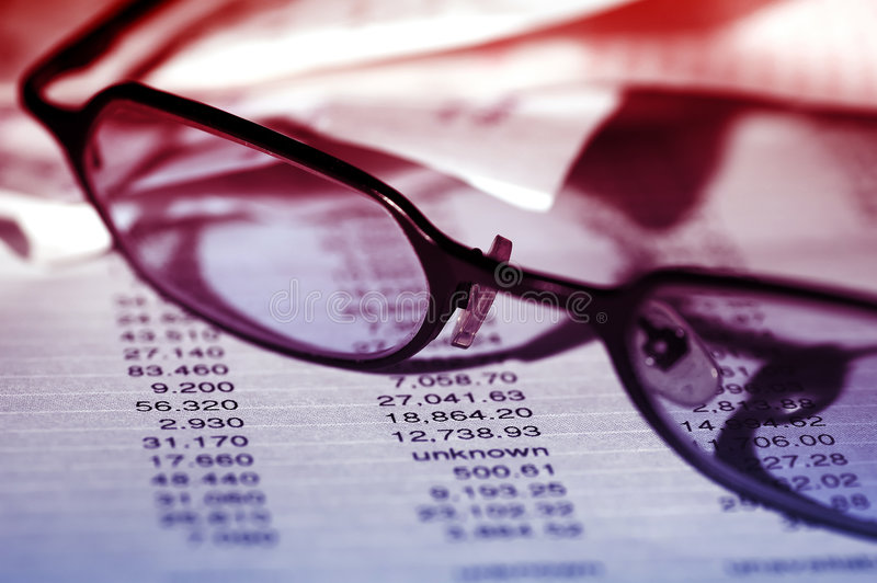 Banking royalty free stock photo