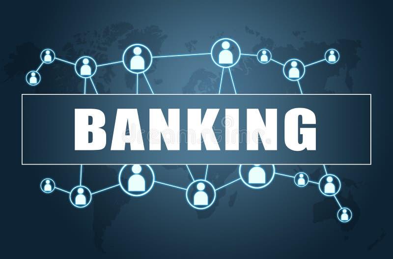banking immagine stock