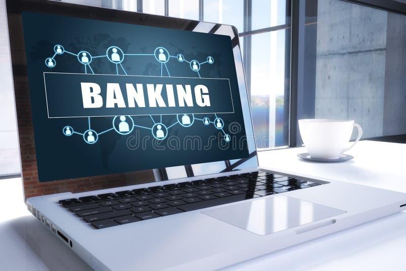 banking illustration libre de droits