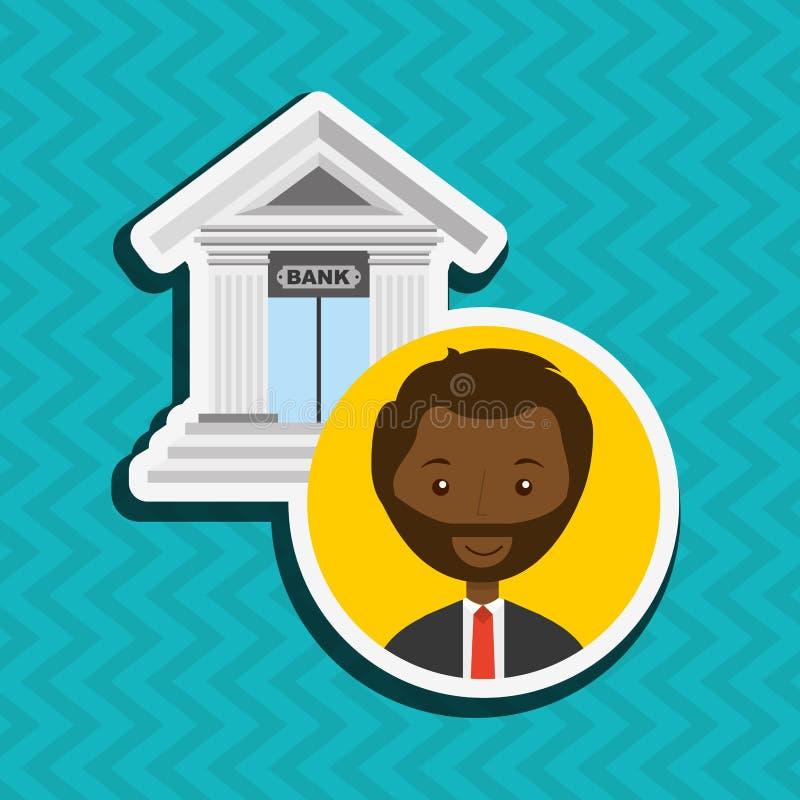 Banking and finance design. Illustration eps10 graphic stock illustration