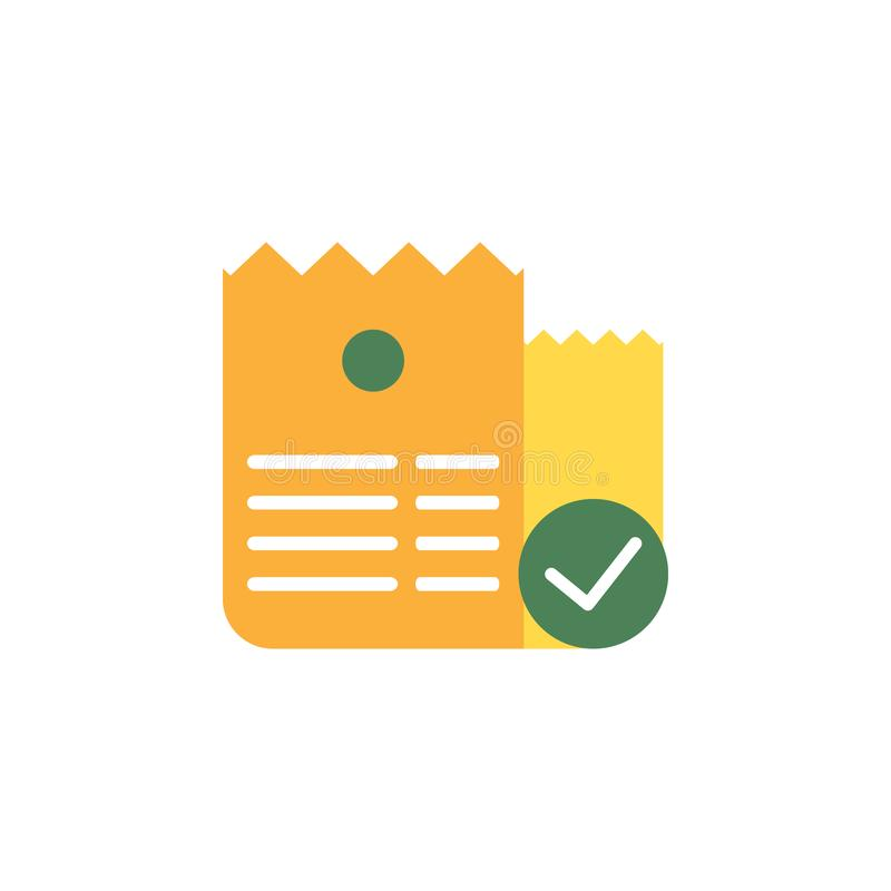 Banking, invoice icon. Element of Web Money and Banking icon for mobile concept and web apps. Detailed Banking, invoice icon can stock illustration
