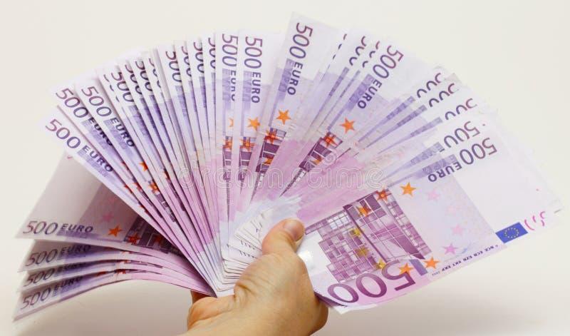 Banknotów przedziały obrazy royalty free
