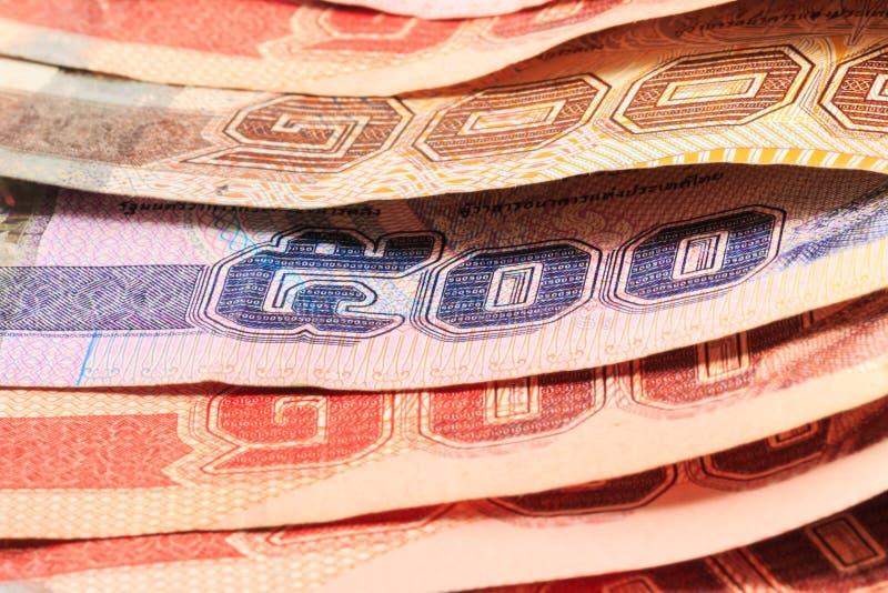 Banknot Tajlandia tam jest sto i Pięćset obraz royalty free
