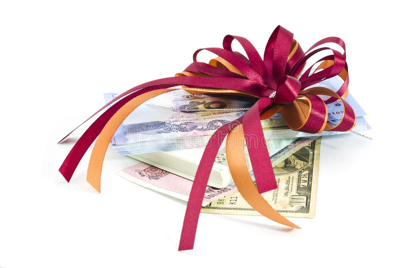 Download Banknote And Ribbon Stock Images - Image: 26440704