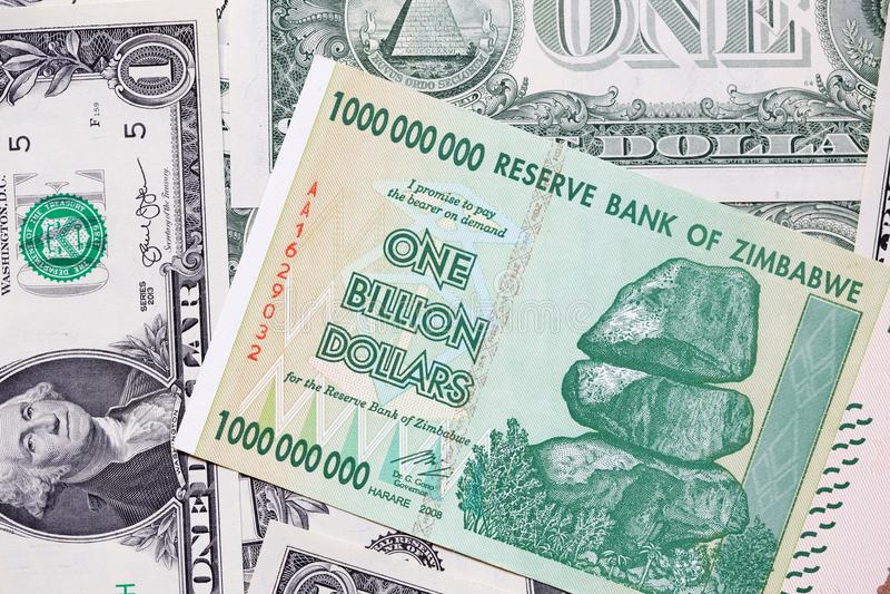 banknotes image stock