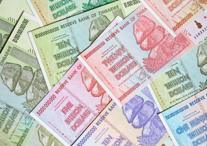 banknotes photographie stock