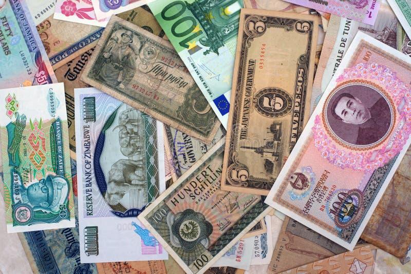 banknotes fotos de archivo